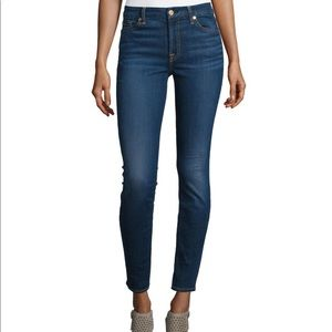 7 for all Mankind skinny jeans 👖